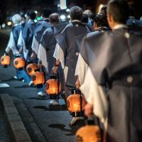 The Gion Matsuri in Kyoto, Japan